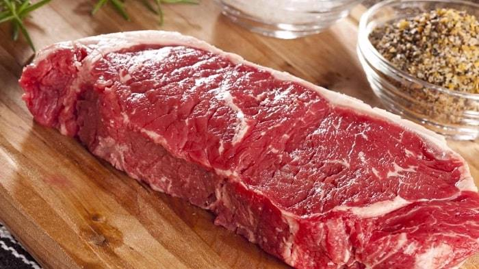 Bỏ qua ngay miếng thịt bò nếu quan sát và nhấn tay phát hiện ra điều này