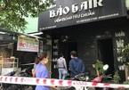 Cháy nhà 4 tầng ở Đà Nẵng, loạt xe máy cùng tiệm salon tóc thành tro
