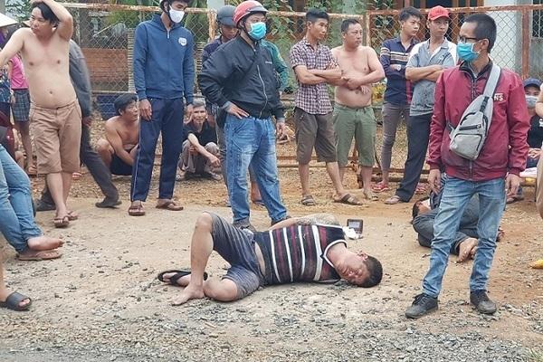 Băng nhóm mang súng, lái ô tô đi trộm cắp khắp Bình Phước