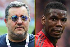 MU khổ vì Raiola, Willian về với Mourinho