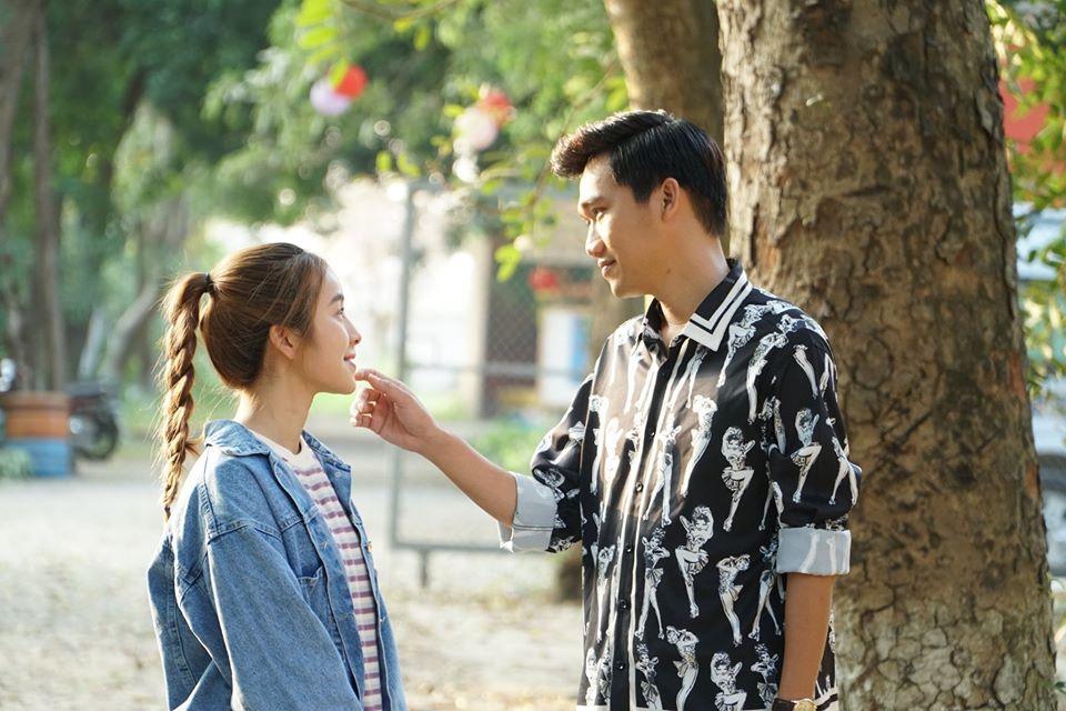 MC Thu Hoài, Quỳnh Kool đóng phim cùng Mr Cần trô