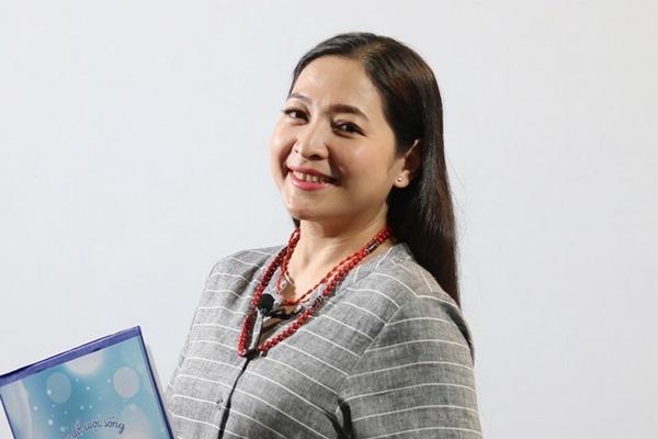 MC Quỳnh Hương ra sao sau 1 năm rời 'Thay lời muốn nói'