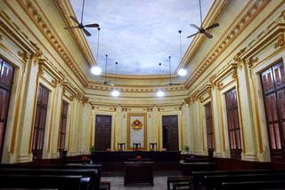 Tạm dừng các phiên tòa trong tháng 3 để phòng, chống dịch Covid-19