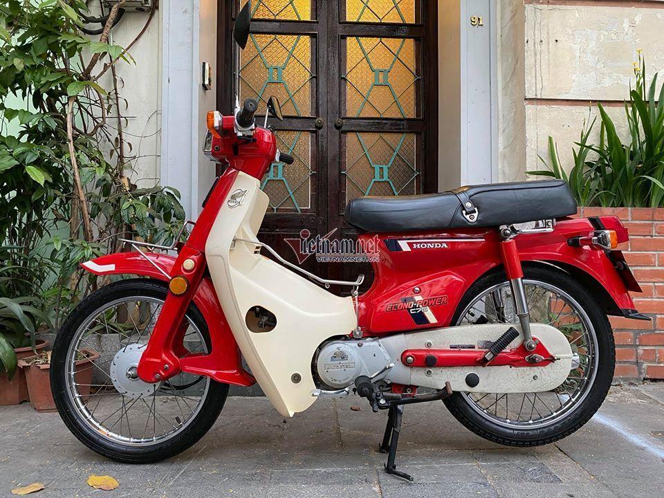 Honda 'DD đỏ' 1987 niềm mơ ước một thời giá 200 triệu