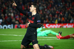 Atletico Madrid hạ bệ Liverpool sau 120 phút nghẹt thở