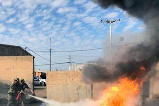 Liên quân Anh, Mỹ ở Iraq bị nã tên lửa, nhiều binh sĩ thương vong