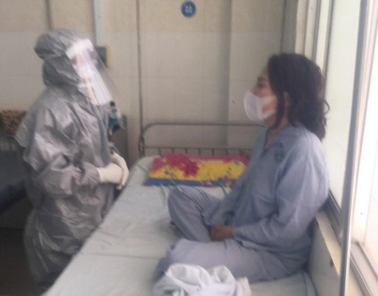 Bác sĩ Chợ Rẫy lên đường trong đêm đến điểm dịch Covid-19 ở Bình Thuận
