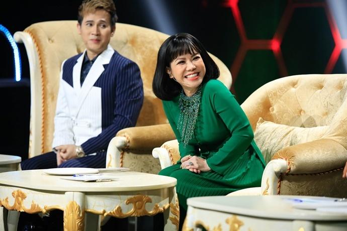 Việt Hương từng ao ước cưới Nguyên Vũ