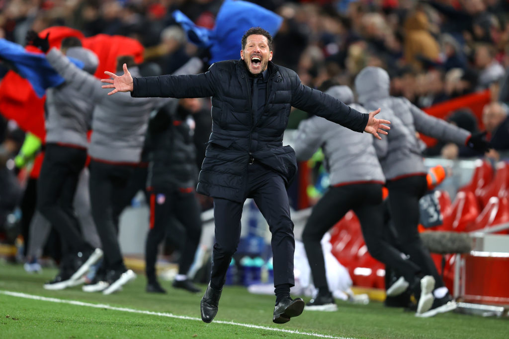 Simeone ca ngợi 'Oblak là Messi trong khung gỗ'