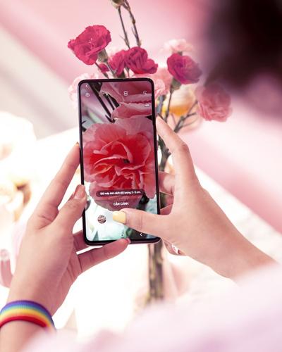 'Bắt trọn chất Art cùng Galaxy A', đừng nhầm kỹ thuật chụp macro với close-up