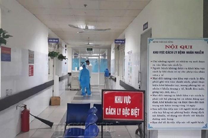 Thêm 71 người tiếp xúc gần 3 ca nhiễm Covid-19 ở Đà Nẵng âm tính