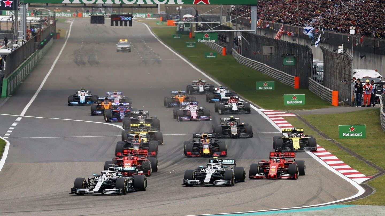 """Các giải đua xe """"vỡ trận"""" trước Covid-19"""