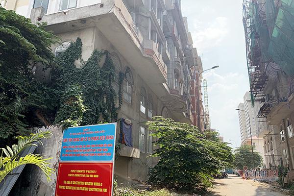 Xây nhà diện tích nhỏ hơn giấy phép xây dựng có bị xử phạt?