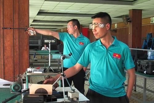 hoang xuan vinh,olympic,vietnam shooting