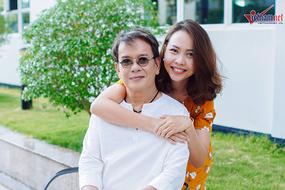 Sống với vợ kém 44 tuổi, nhạc sĩ Đức Huy đam mê rửa bát