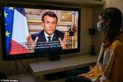 Tổng thống Pháp ra lệnh đóng cửa tất cả các trường học vì Covid-19
