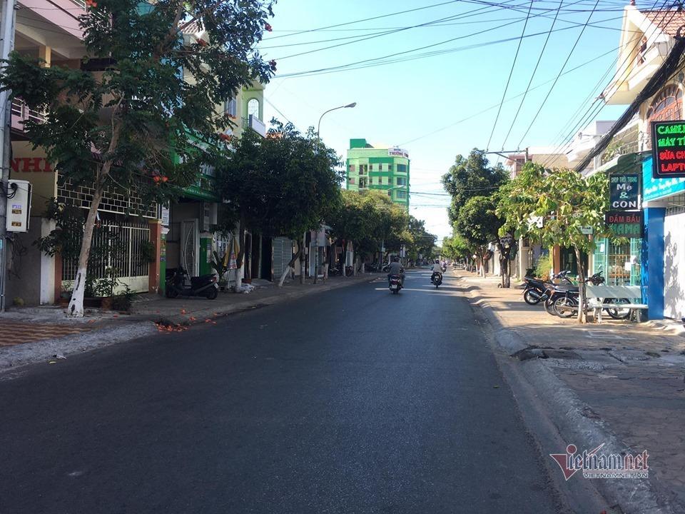 Bên trong 2 tuyến đường bị cách ly vì Covid-19 ở Bình Thuận