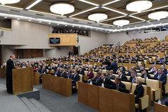 Trở về từ vùng dịch, nghị sĩ Nga gây phẫn nộ vì vẫn họp với Putin