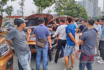 Xe Ford chảy dầu: Kiến nghị hãng minh bạch nguyên nhân lỗi xe
