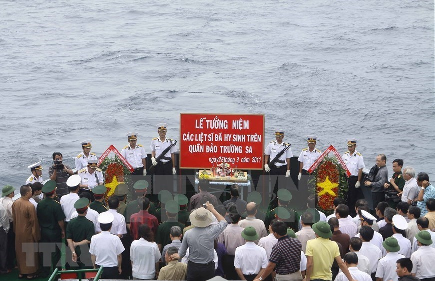 Gac Ma battle,vietnam sovereignty,hoang sa,truong sa,spratly,paracels