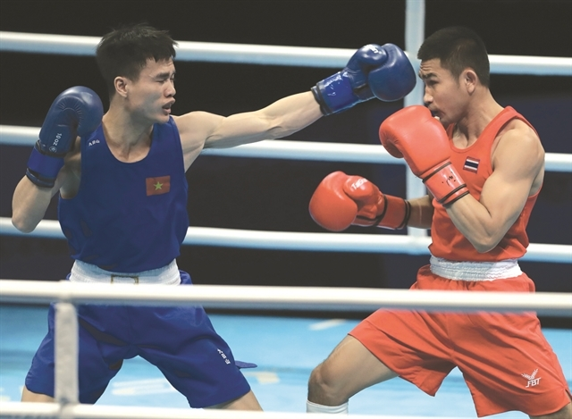Duong opens new chapter for Vietnamese boxing