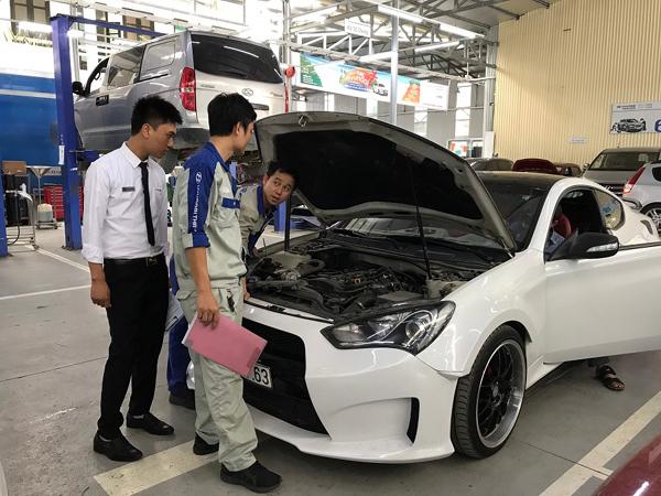 Hyundai Lê Văn Lương khuyến mãi ngập tràn tháng 3