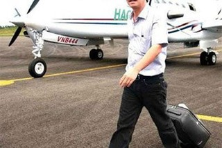 Private helicopters cost Vietnamese businesses big money
