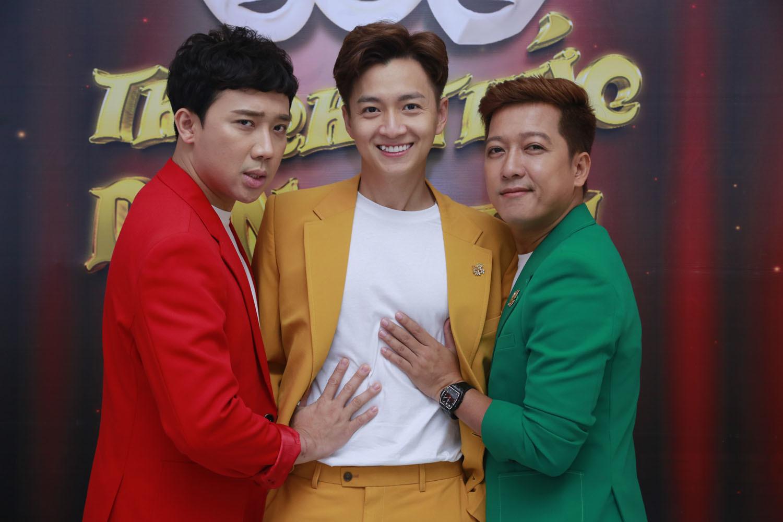 2 show 'hái ra tiền' của Trấn Thành, Trường Giang bất ngờ tuyên bố dừng casting