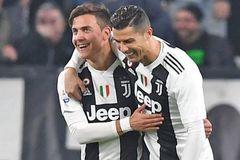 Ronaldo, Dybala thở phào, không bị nhiễm Covid-19