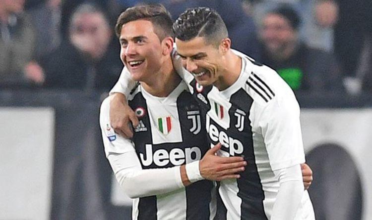 Ronaldo cam kết gắn bó với Juventus thêm 2 năm
