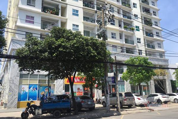Xử lý DN tự ý chia tầng thương mại chung cư thành 71 căn