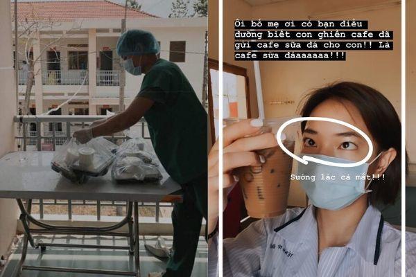 Châu Bùi: 'Sống cách ly như đi nghỉ dưỡng, không có gì để chê'