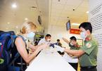 Dừng nhập cảnh với du khách từ Anh và khu vực Schengen
