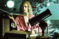 Nhà bác học Newton làm điều kỳ diệu khi nghỉ học ngừa đại dịch