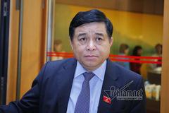 Xét nghiệm lần cuối trước khi Bộ trưởng Nguyễn Chí Dũng đi làm trở lại