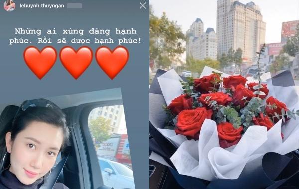 Nghi vấn Thuý Ngân, Trương Thế Vinh hẹn hò nhân Valentine Trắng