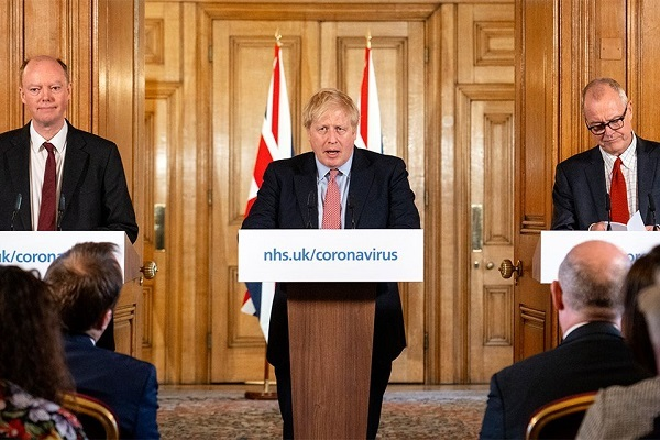 Thư từ Anh quốc: Nước Anh rất nghiêm túc và bài bản trong chống dịch Covid-19