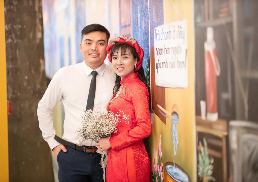 Cô dâu Hải Phòng hoãn cưới, hàng xóm xúm vào 'giải cứu' 75 mâm cỗ
