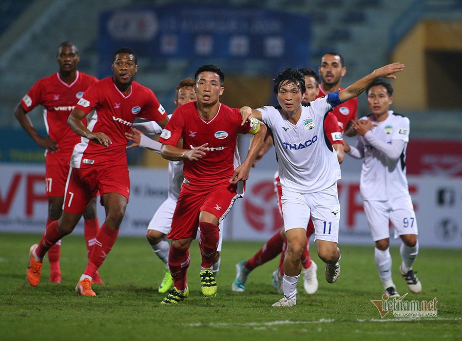 V-League lần đầu đá theo thể thức 'đặc biệt'