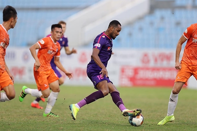 Paulo makes V.League 1 history in Sai Gon's 4-1 win