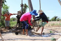 Farmers miserable due to prolonged hot weather in Ninh Thuan