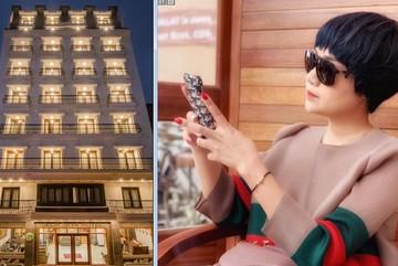 Ca sĩ Ngọc Khuê 'gây sốc' khi rao bán khách sạn 110 tỷ