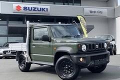 """Suzuki Jimny đầu tiên độ thành bán tải """"tí hon"""""""