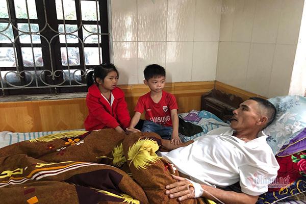 Anh Nguyễn Văn Niêm bị ung thư được bạn đọc ủng hộ hơn 500 triệu đồng