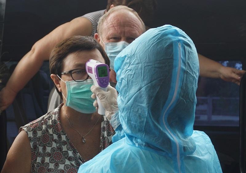 Covid-19,virus corona,Đà Nẵng