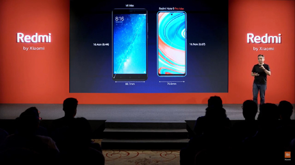 Redmi Note 9 Pro Max: Sự trở lại của Xiaomi với điện thoại màn hình lớn