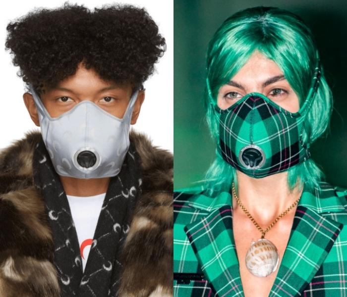 Covid-19: Thời trang bảo hộ từ bình dân đến bạc triệu gây sốt