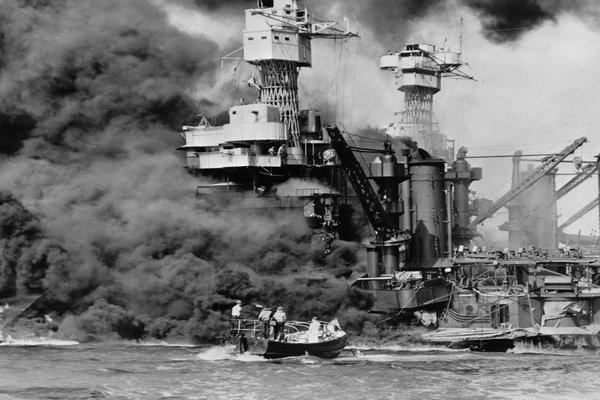 Trận đánh buộc Mỹ tham gia cuộc chiến chống phát xít