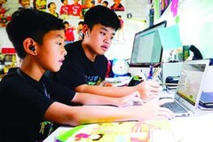 E-learning in HCMC developing without synchronous guidance