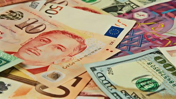 Tỷ giá ngoại tệ ngày 18/3, USD tăng vọt